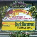 Bunga Papan Congratulations Grand Opening Of The Royal Heritage Surakarta