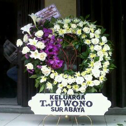 Bunga Stading Keleluarga T Juwono