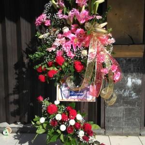 Bunga Standing Buatan Rumah Bungaku