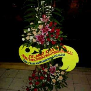 Bunga Standing Selamat Atas 25 Th Imamat Romo Johannes MurtiYudho KUsumo SJ