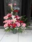 Karangan Bunga Meja 001