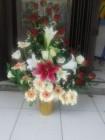 Karangan Bunga Meja 002