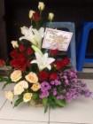Karangan bunga papan 024